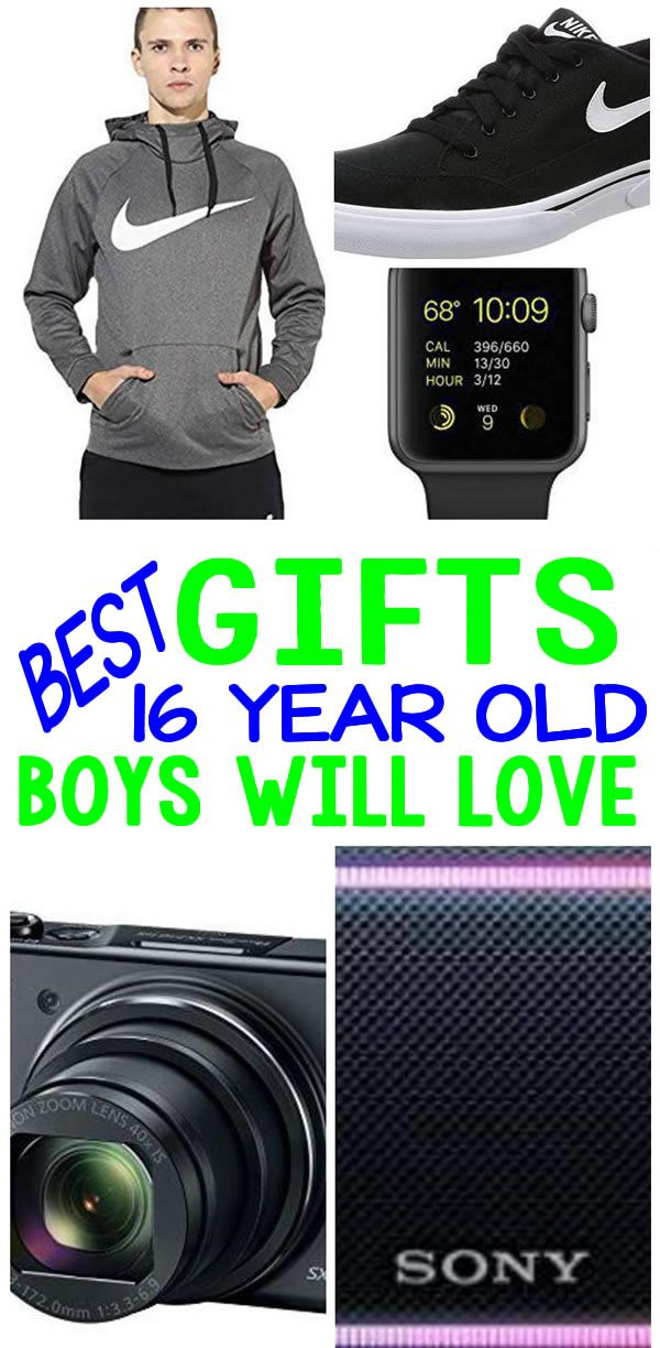 BEST Gifts 16 Year Old Boys Will Love 15 Year Old