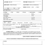 Dfa E Passport Application Form
