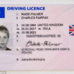 DVLA Give Motorist Licence Using Photo From When He Was 11