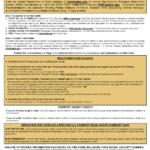 Form DS 11 Download Printable PDF Or Fill Online