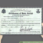How To Apply For A US Passport For A Newborn Baby with