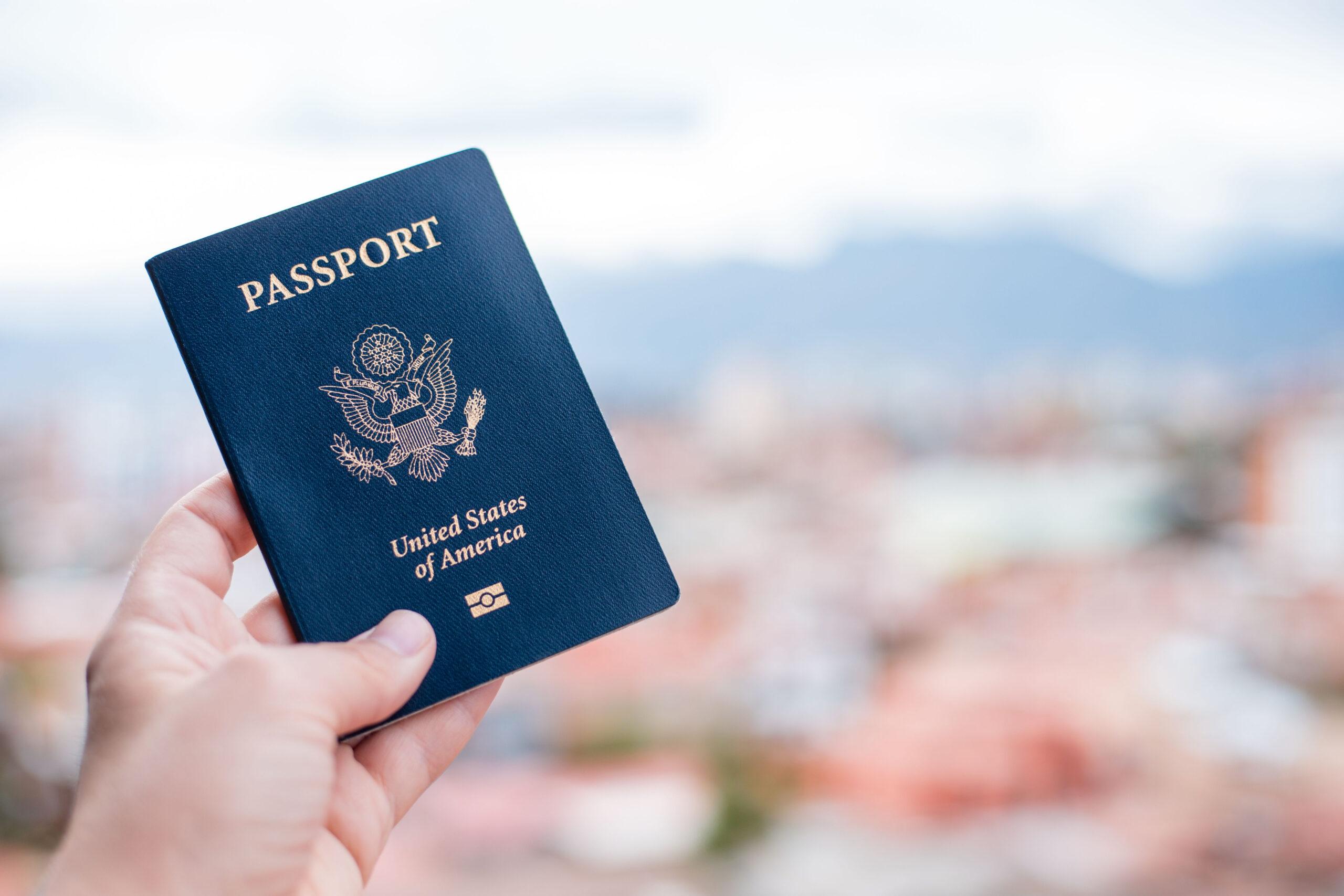 How To Get A Passport Or U S Passport Card