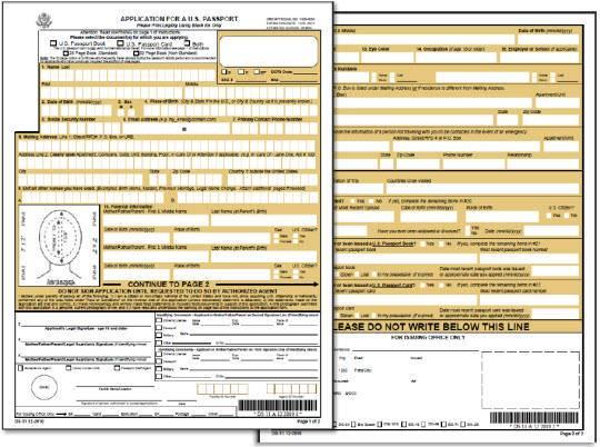 Newborn Baby Apply Passport Newborn Baby
