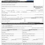 PPTC 155 E Child General Passport Application For