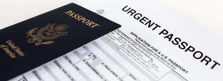 Six Month Validity Passport Rule Passport Application