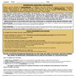 2020 Child Passport Renewal Form Fillable Printable PDF