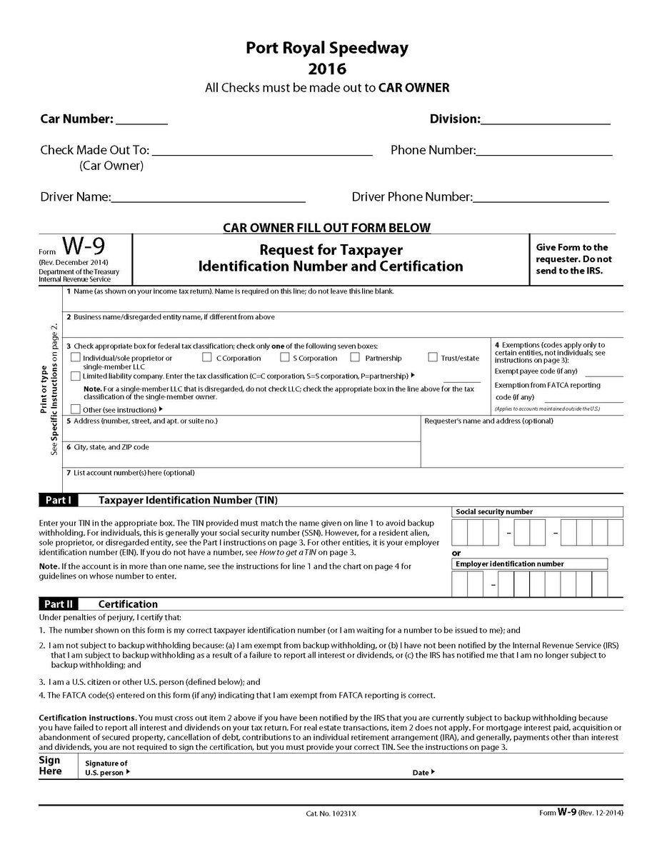 28 Downloadable W9 Tax Form In 2020 Twitter Download