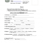 28 Passport Renewal Forms And Templates Free To Download