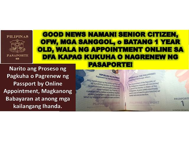 Address To Send Passport Renewal Application