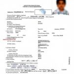 Fillable Passport Renewal Form Renew Indian Minor Passport