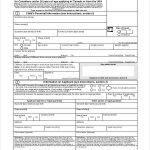 Fillable Passport Renewal Form Sample Passport Renewal
