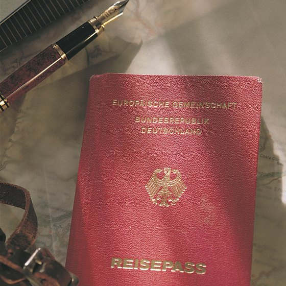 Forms Needed To Renew A German Passport In The United