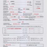 Forms You Need To Fill For Your Cambodian Travelling