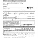 FREE 7 Sample Passport Renewal Forms In PDF