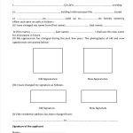 FREE 8 Correction Affidavit Forms In MS Word PDF