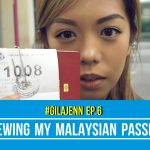 GilaJenn EP 6 Renewing My Malaysian Passport YouTube