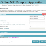 How To Apply Online For An Indian Passport In Qatar