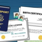 How To Change Your Name On A Passport 6 Steps with Pictures
