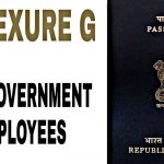 How To Fill Annexure G For Government Employees To Be