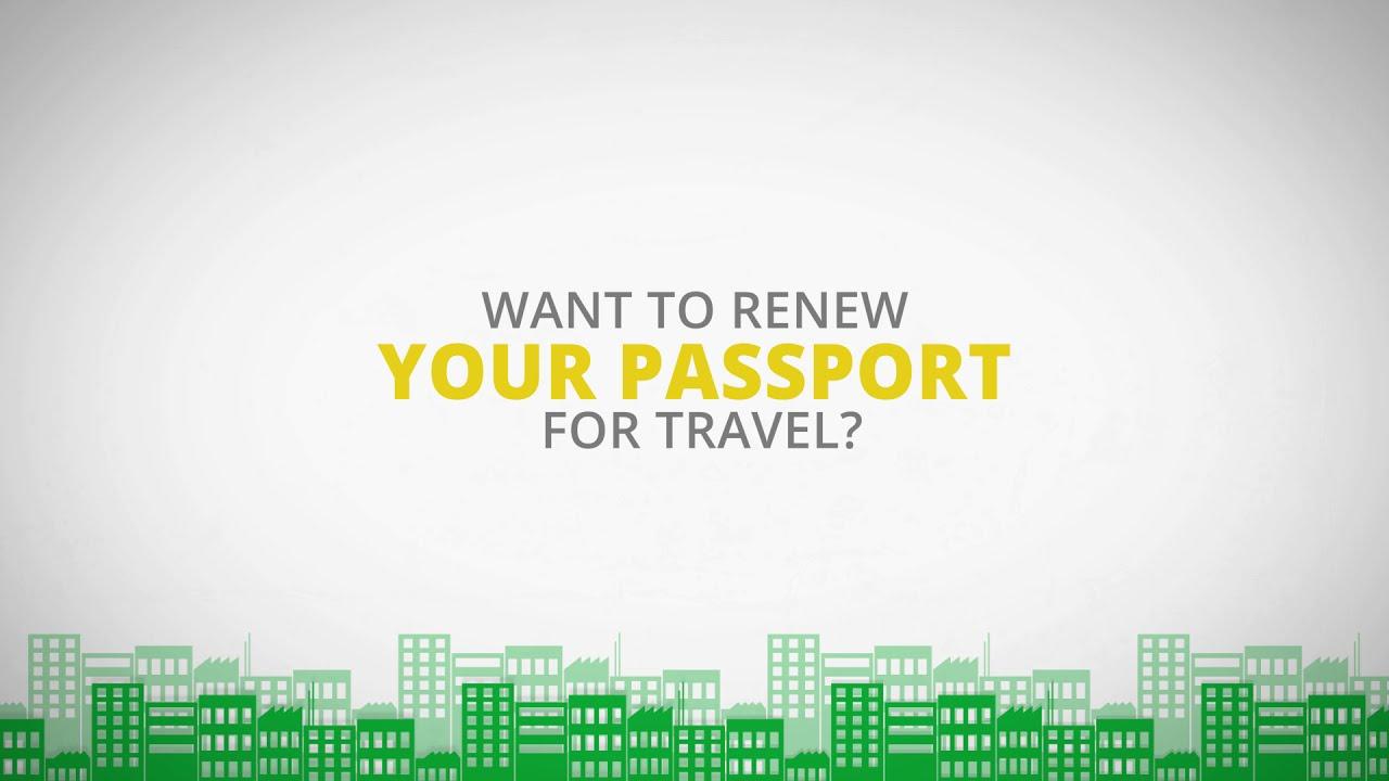 How To Renew Your Jamaican Passport YouTube