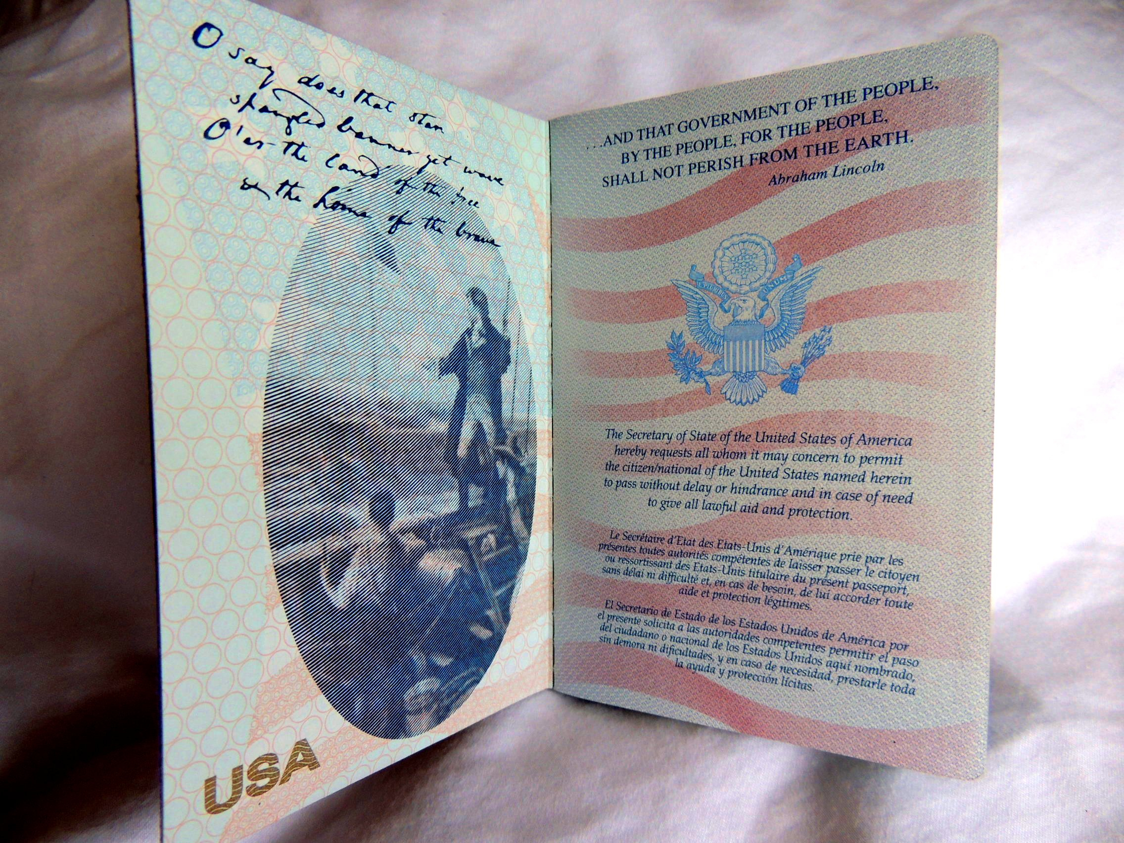 Italian Passport Renewal Application Form