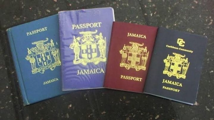 Jamaican Passport Renewal Form Passport Renewal Forms