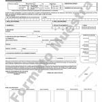 Mexican Passport Renewal Application Form op 5