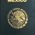 Mexican Passport Renewal Form Passport Renewal Forms