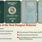 New Nigerian International Passport Will Be Out On April
