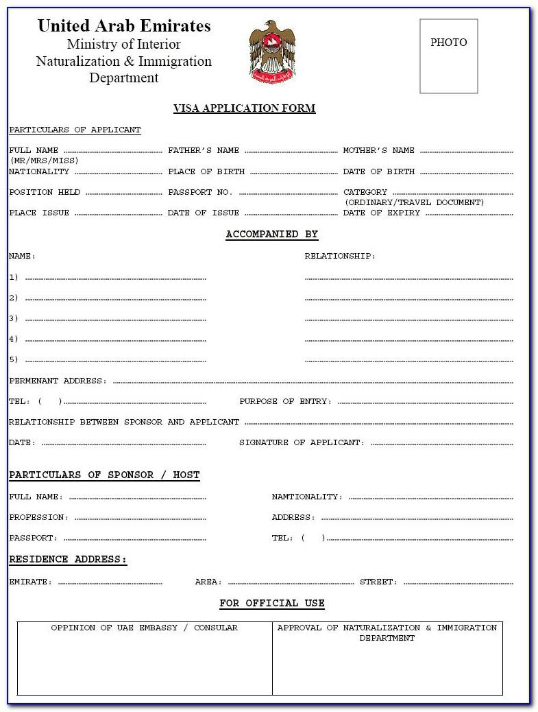 Nigerian Passport Renewal Form Pdf Form Resume