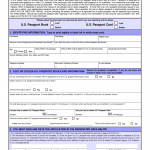 Passport Ds 64 Printable Form Fill Online Printable