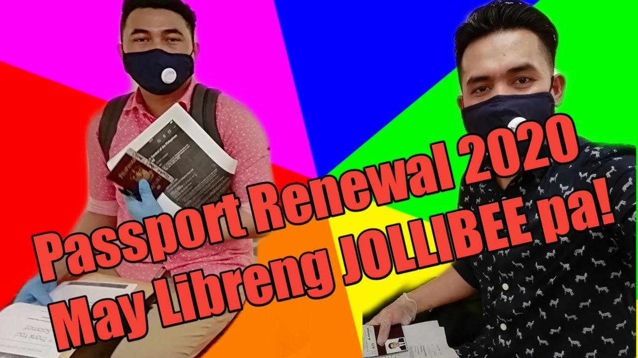 Passport Renewal 2020 YouTube