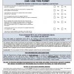 Passport Renewal Printable Fillable US Passport