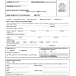Philippines Passport Application For Kuwait Printable Pdf