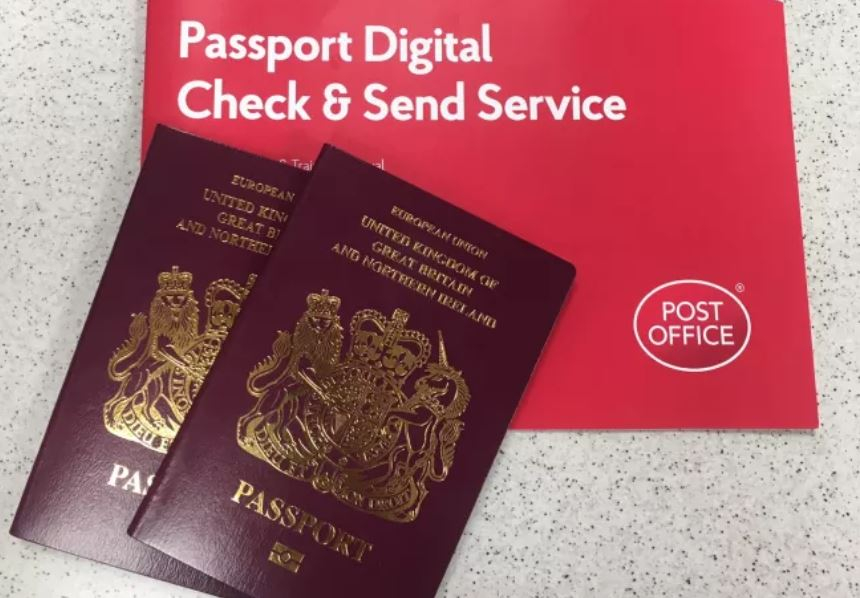 Post Office Launches Digital Passport Service Business