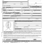Printable Passport Renewal Form Ds 82 Forms Nzg5MA