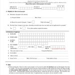 Renewal Of A Travel Document Canada Application Form For Adult