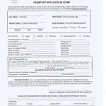 Requirements For Passport Renewal Requirements For