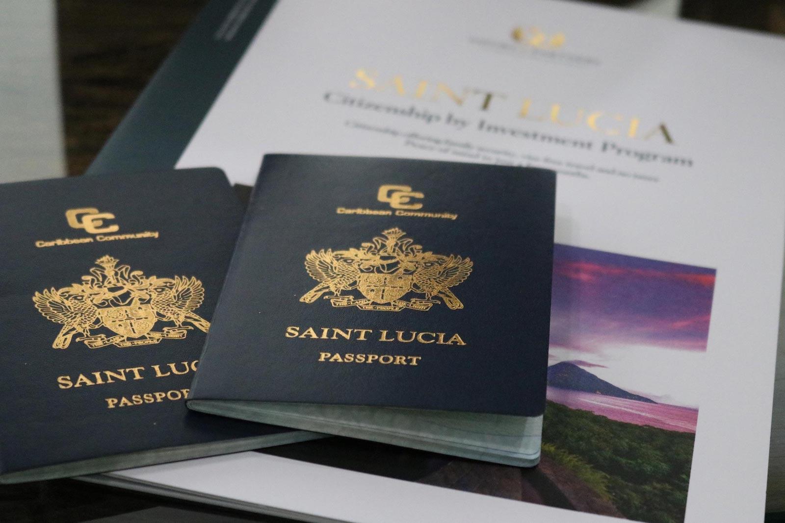 Saint Lucia Photos Second Passport St Lucia Savory