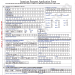 Sample Filled In Jamaican Passport Application Form