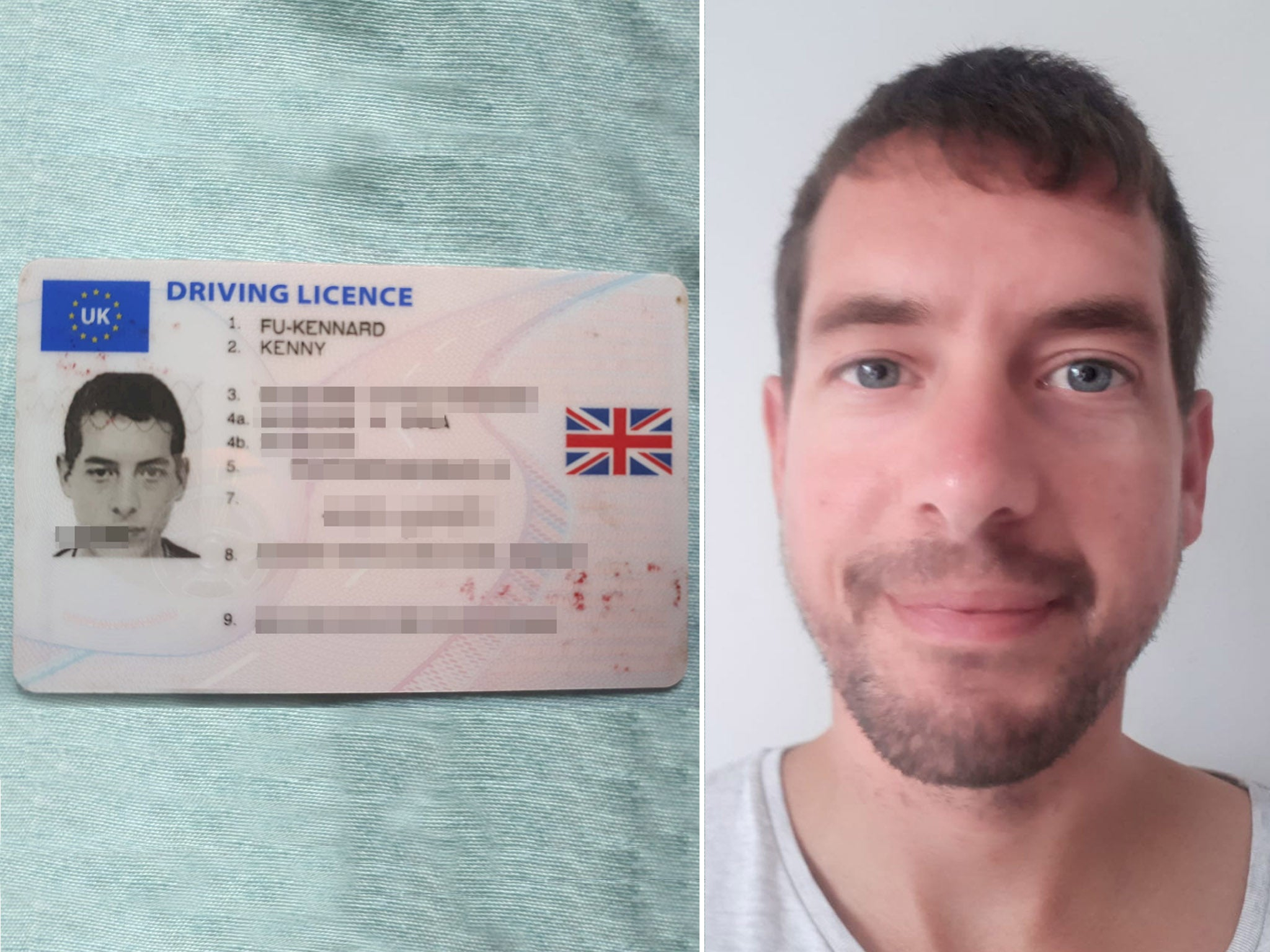 This Matsalleh Got His Passport Denied Because Of His