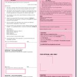 United States Government Passport Renewal Forms