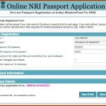 Us Passport Renewal Application Form In Spanish Form