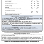 Usps Passport Renewal Form Ds 82 PrintableForm